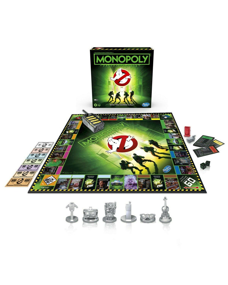 Official Ghostbusters Monopoly