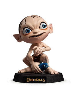 Official Lord of the Rings Mini Co. Gollum PVC Figure / Figurine - 9 cm