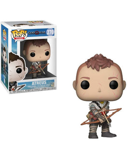 God of War Pop! Games Vinyl Figure – Atreus