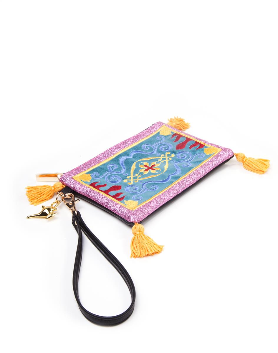 Official Aladdin Magic Carpet Pouch Coin Purse
