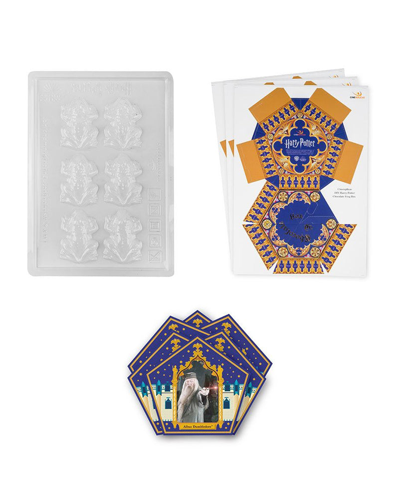 Official Harry Potter Chocolate Frog Mold