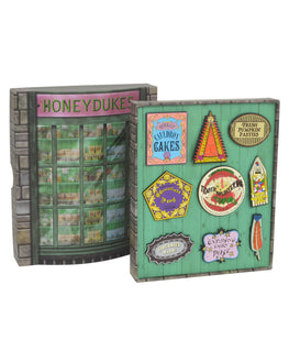 Official Harry Potter Honeydukes Pin Badge Set