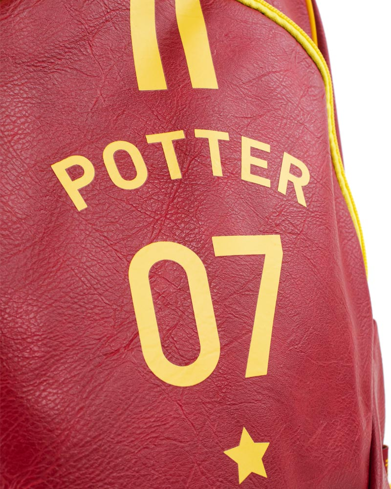 Official Harry Potter Quidditch Backpack