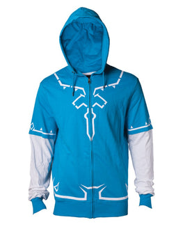 Official Legend of Zelda Breath Of The Wild Hoodie