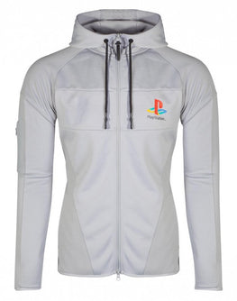 Official Playstation PS One Technical Men's Hoodie