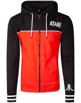 Official Atari Colour Block Men's Hoodie