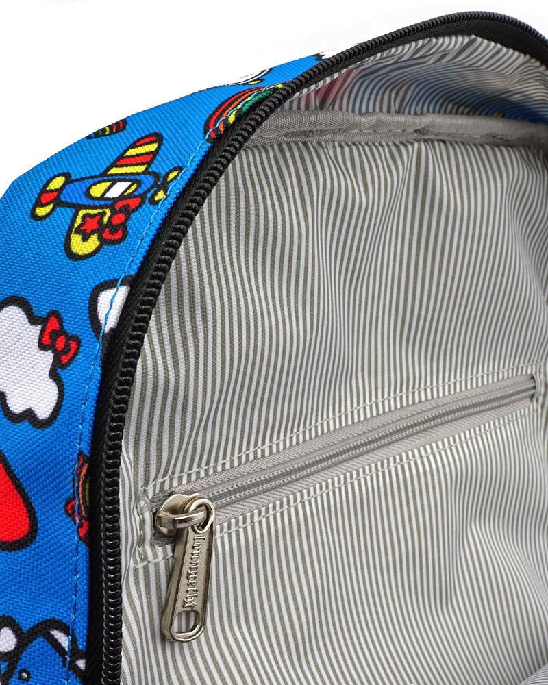 Loungefly Hello Kitty 45TH AOP Mini Backpack