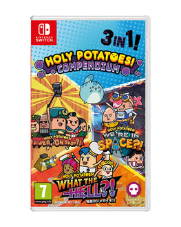 Holy Potatoes Compendium (Nintendo Switch)