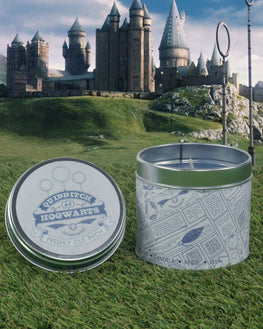 Official Harry Potter Quidditch Pitch Candle