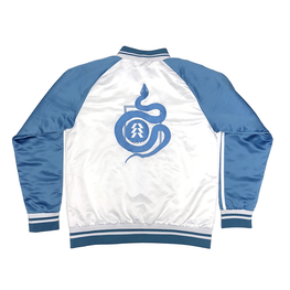 Official Destiny Satin Bomber Jacket Hunter