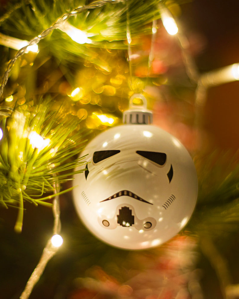 Official Star Wars Imperial Baubles / Christmas Tree Decorations