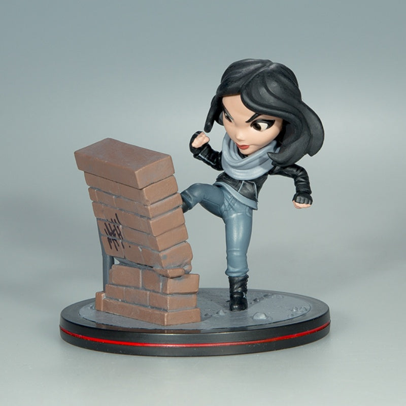 Official Marvel Jessica Jones Q-Fig Figure / Figurine - 14 cm