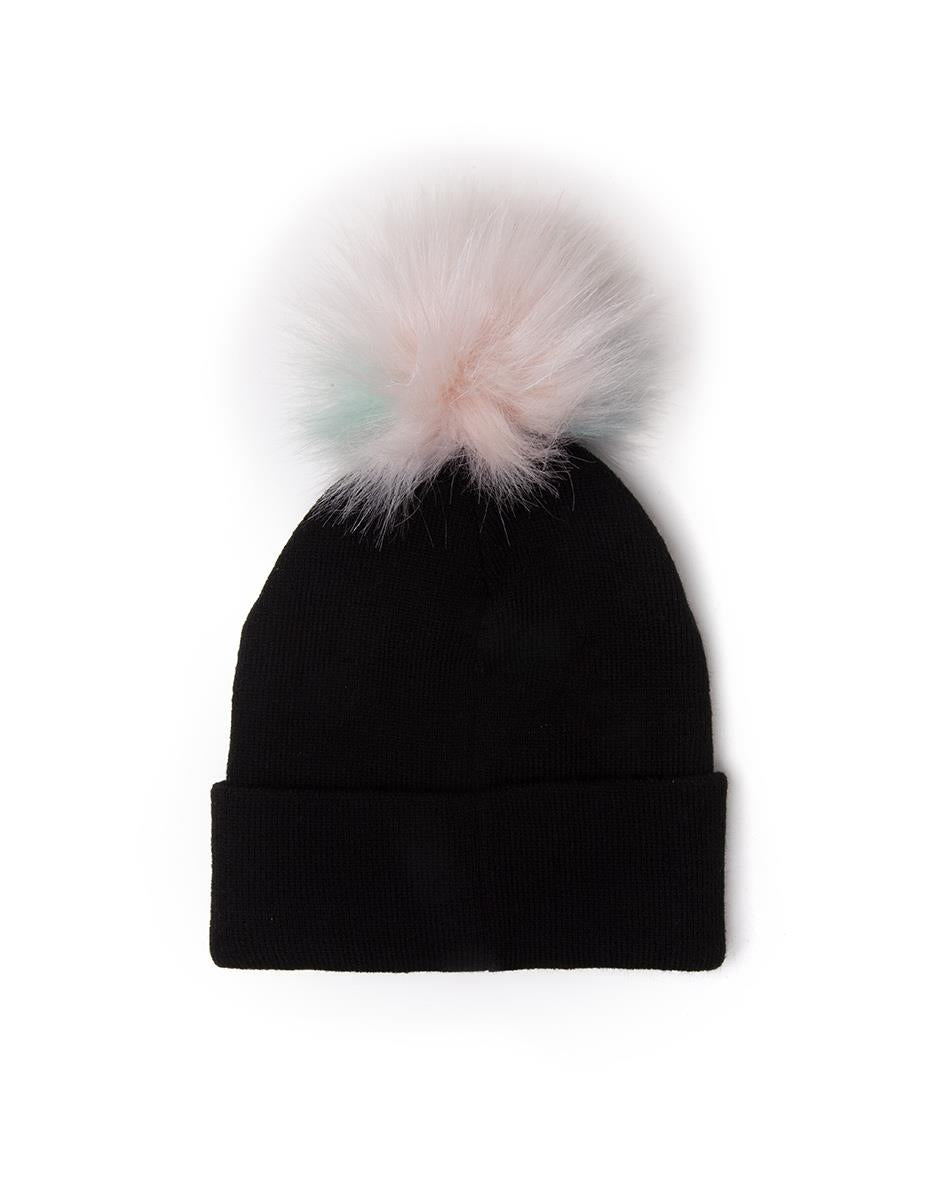 Official Disney The Little Mermaid Ursula Beanie With Pom-Pom