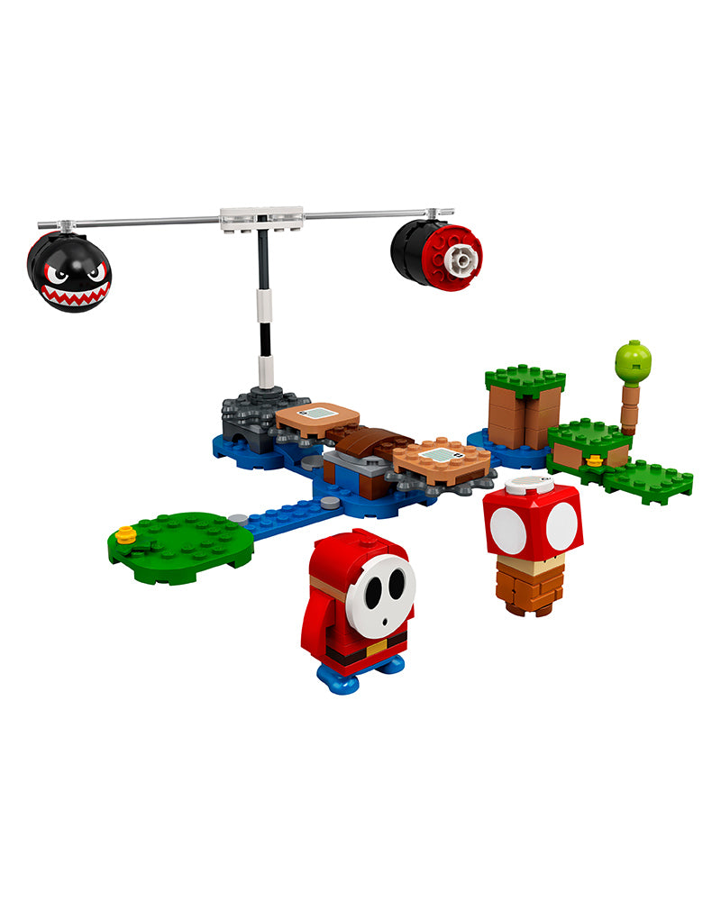 LEGO Super Mario Super Mario Boomer Bill Barrage Expansion Set