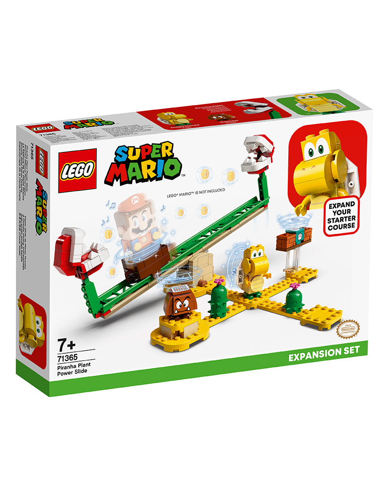 LEGO Super Mario Super Mario Piranha Plant Power Slide Expansion Set
