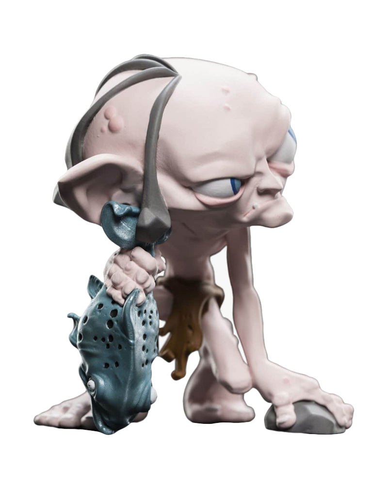 Official Lord of the Rings Gollum Mini Epics Vinyl Figure / Figurine - 8 cm