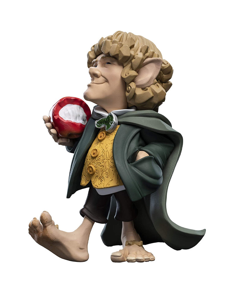Official Lord of the Rings Mini Epics Merry Vinyl Figure / Figurine - 18 cm