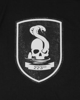 Official Mafia 3 223rd Infantry Black T-Shirt