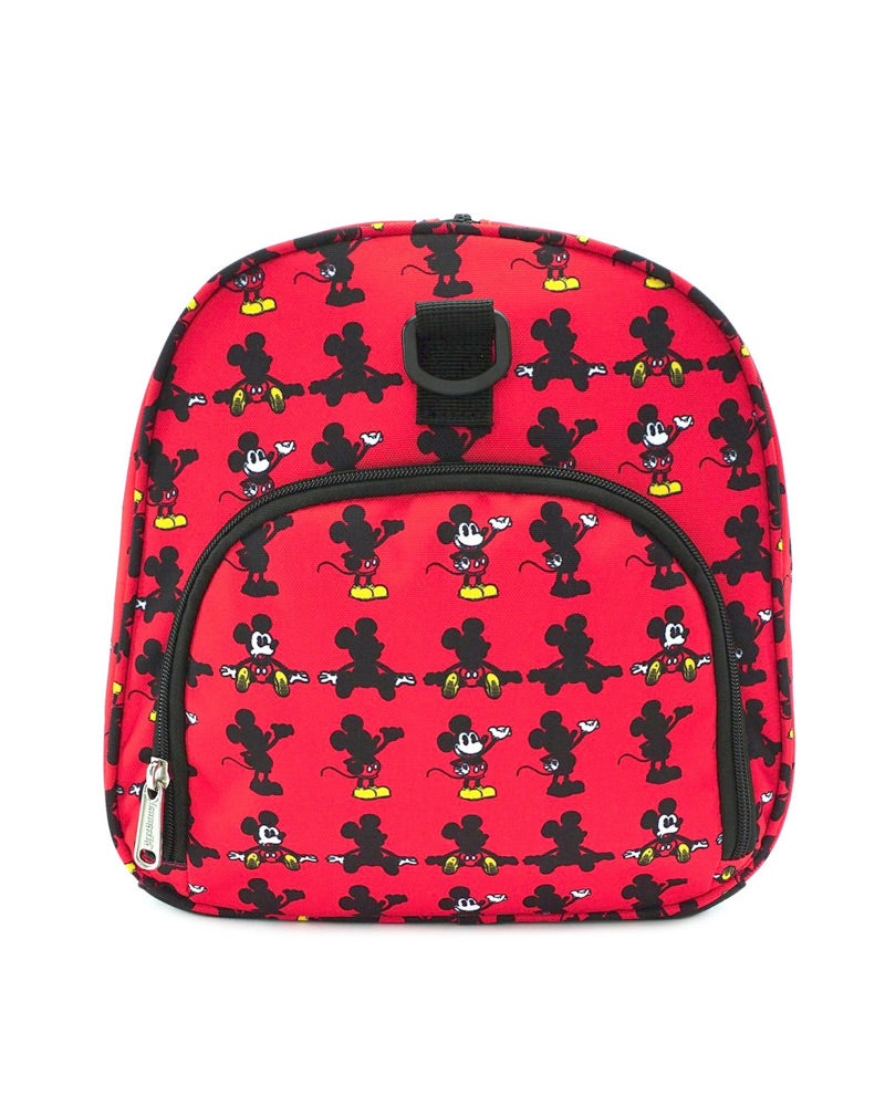 Loungefly Disney Mickey Parts AOP Duffle Bag