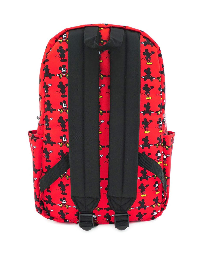 Loungefly Disney Mickey Parts AOP Backpack