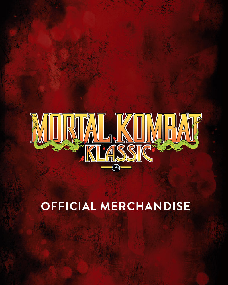 Official Mortal Kombat Choose Your Fighter T-Shirt