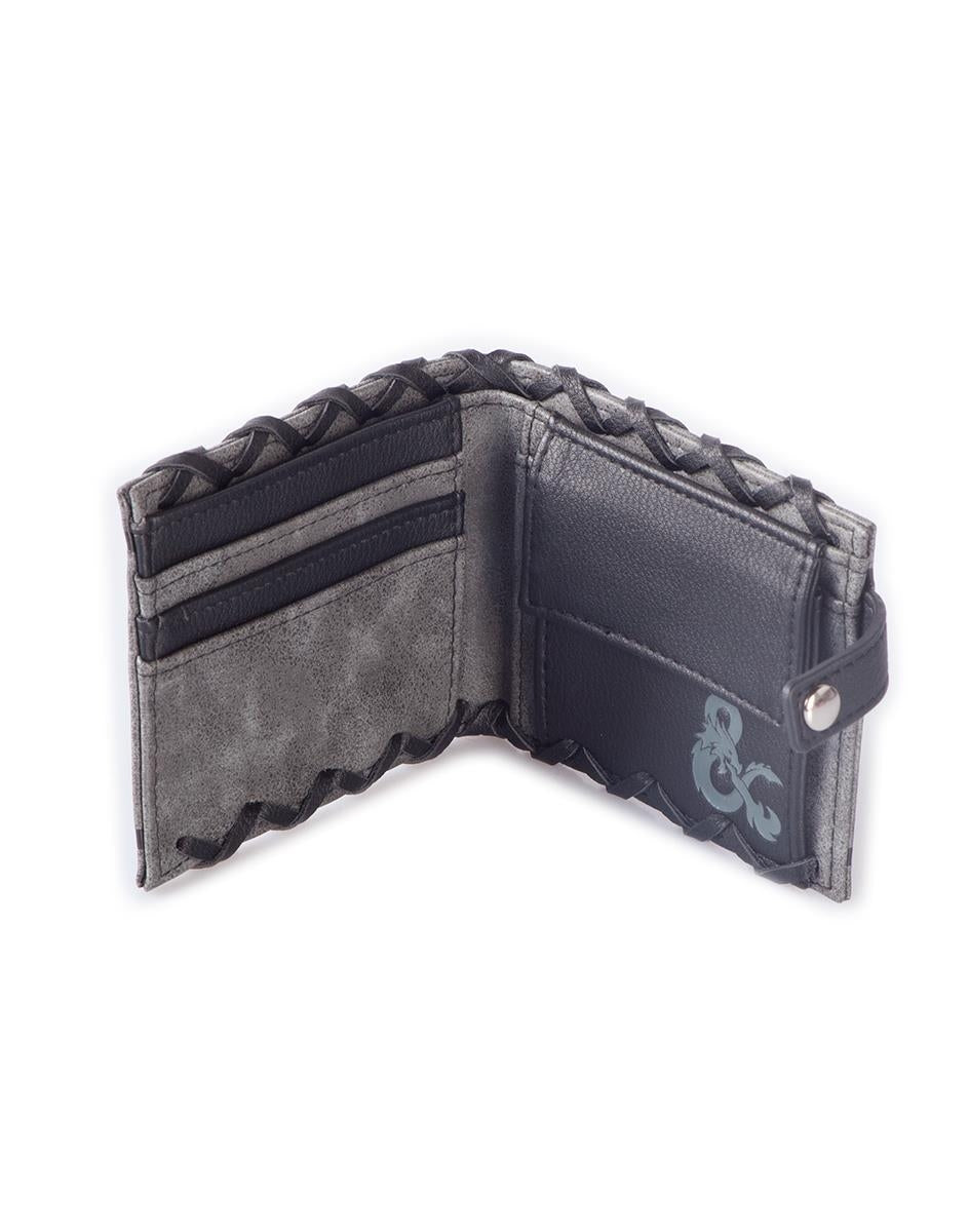 Official Dungeons & Dragons Bifold Lace Wallet