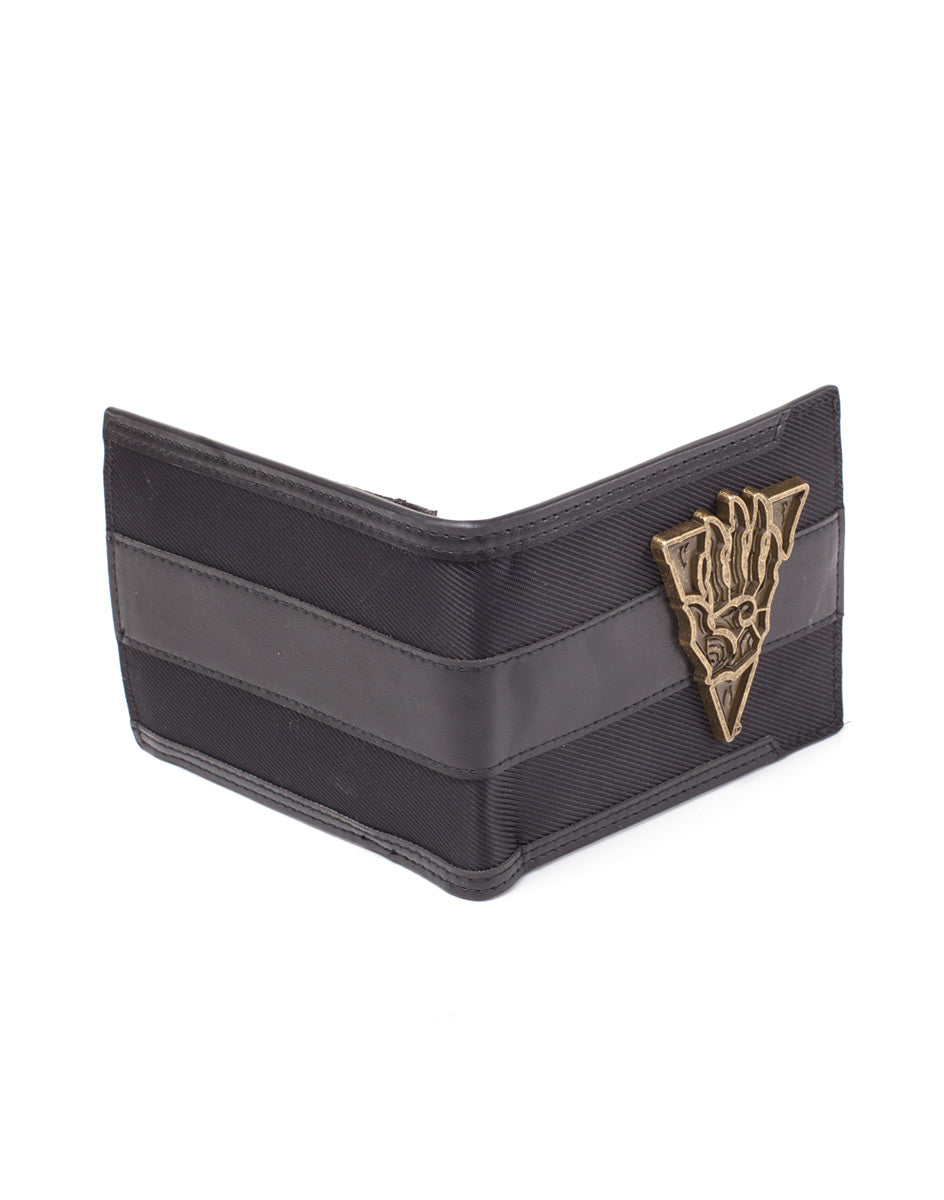 Official The Elder Scrolls Morrowind Metal Badge Wallet