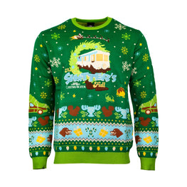 Official National Lampoon's Christmas Vacation Christmas Jumper / Ugly Sweater