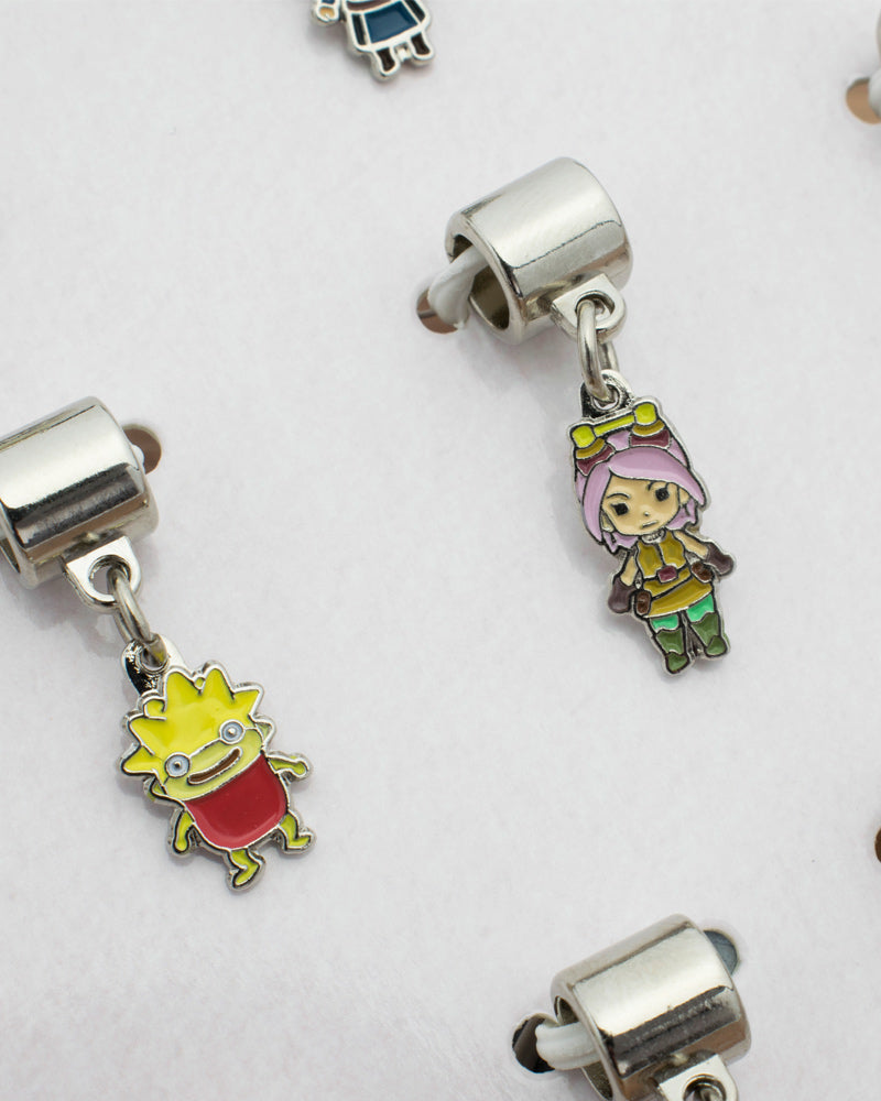 Official Ni No Kuni II Bracelet Charms