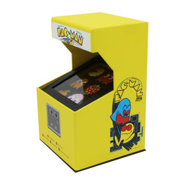 Official Pac-Man Arcade Pin Badge Set