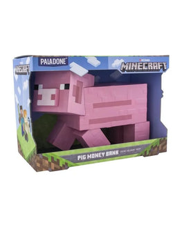 Official Minecraft Pig Money Bank