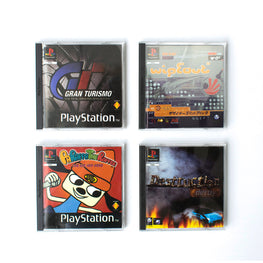 Official PlayStation One Coasters Volume 1