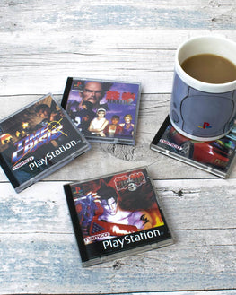 Official PlayStation One Coasters Volume 2