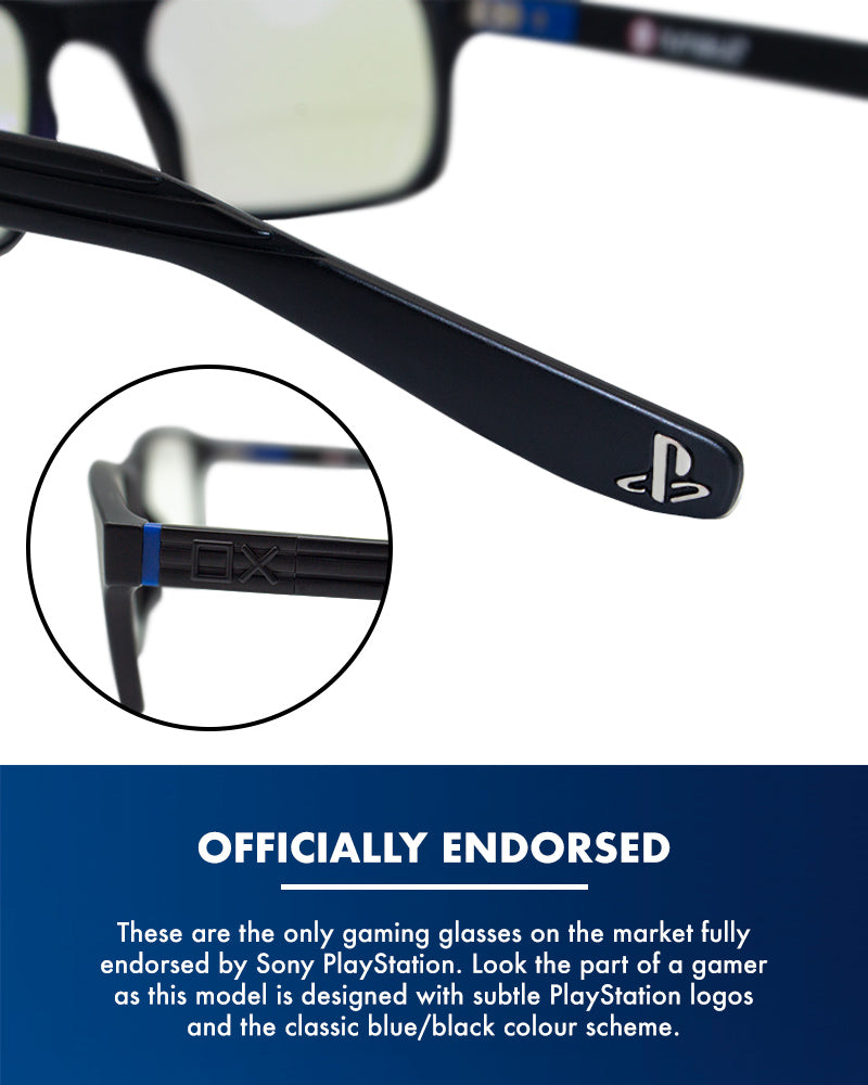 Official Sony PlayStation 4 PS4 Gaming Glasses