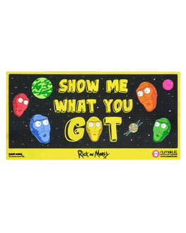 Official Rick and Morty 'Show Me What You Got' Door Mat / Floor Mat