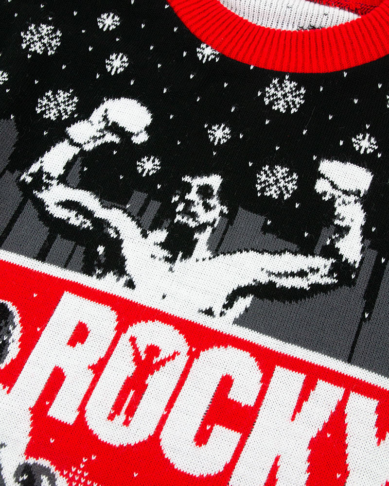 Official Rocky Christmas Jumper / Ugly Sweater
