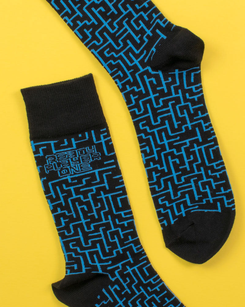 Official Ready Player One Maze Socks