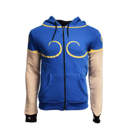 Official Street Fighter Chun-Li Hoodie