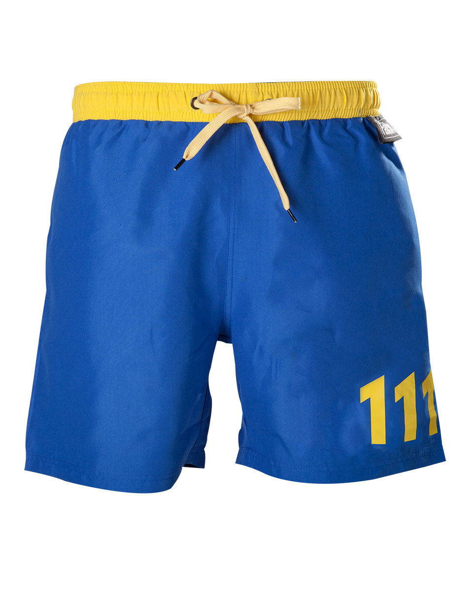 Official Fallout 4 Vault 111 Swimming Shorts