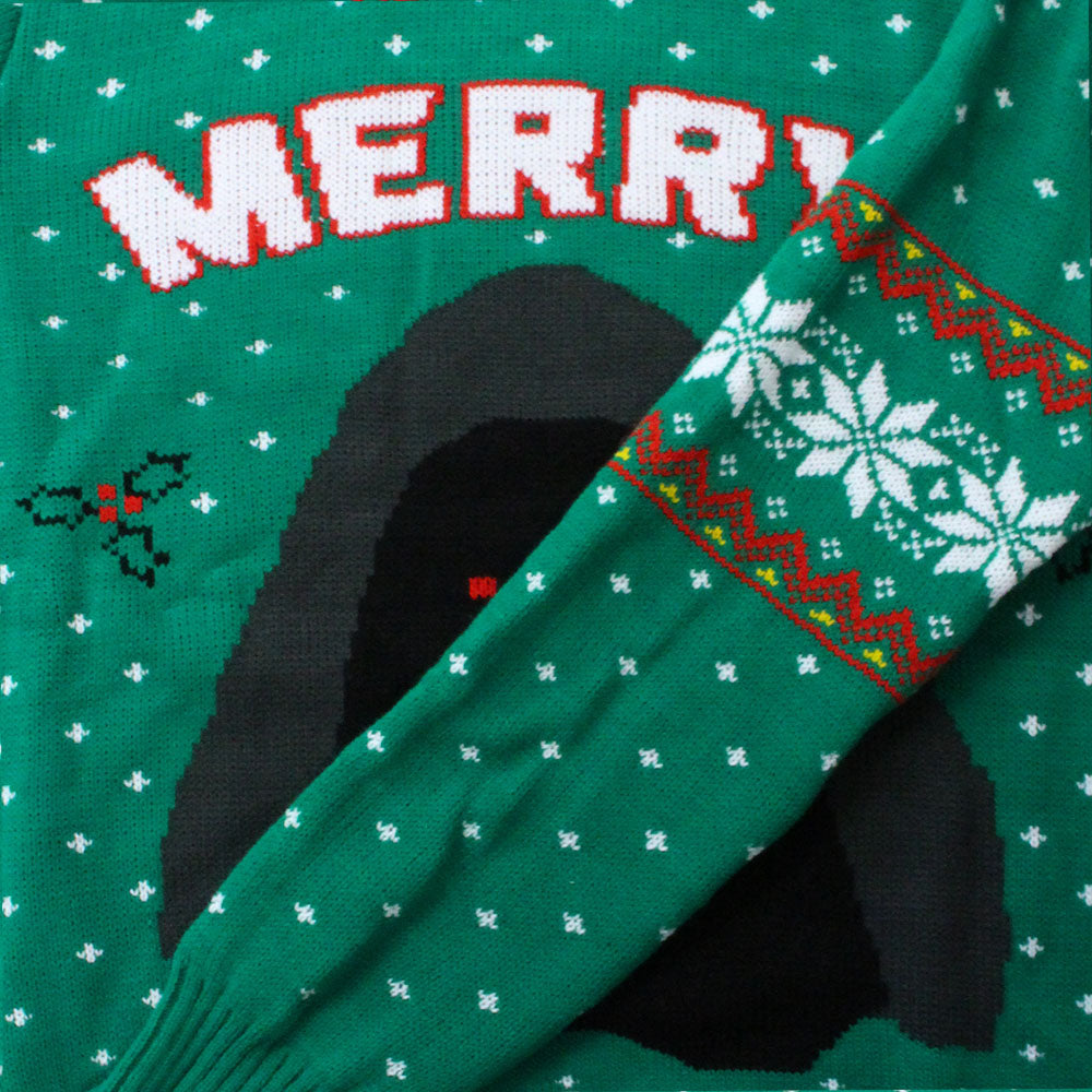 Official Merry Sithmas Star Wars Christmas Jumper / Ugly Sweater