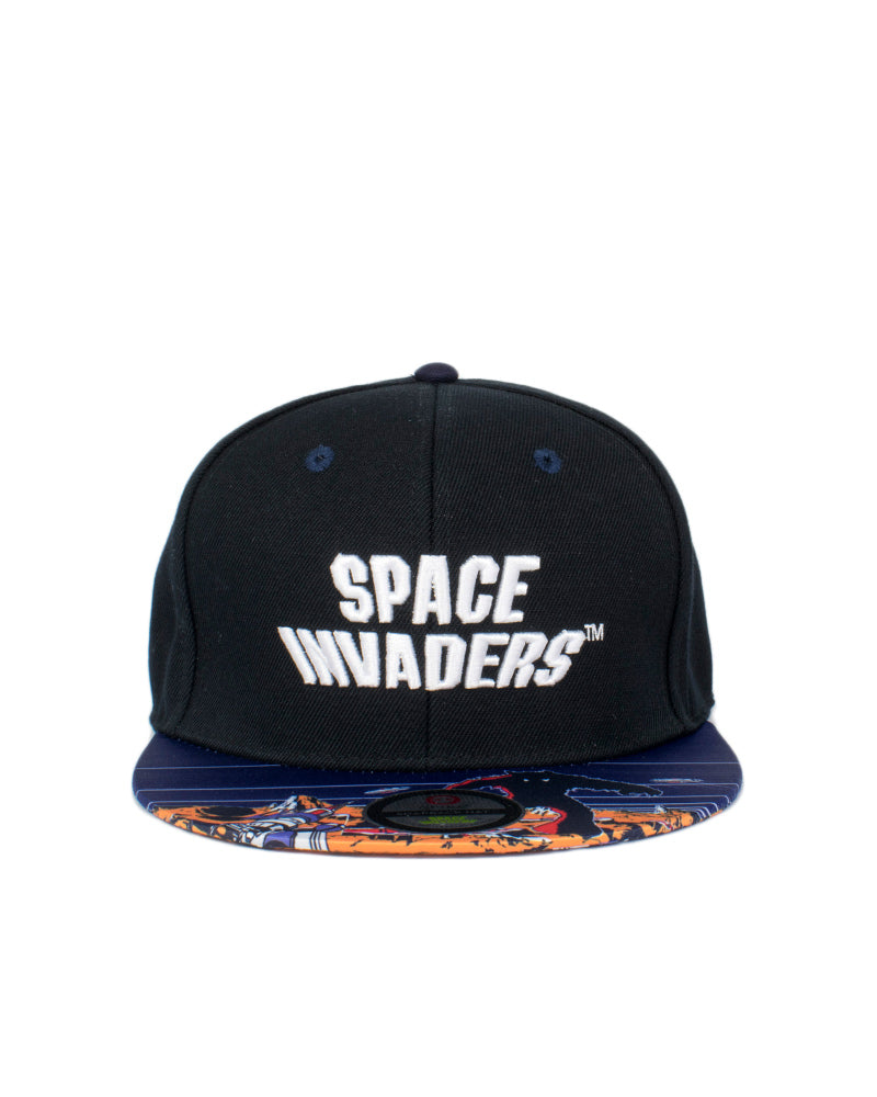 Official Space Invaders Monster Snapback