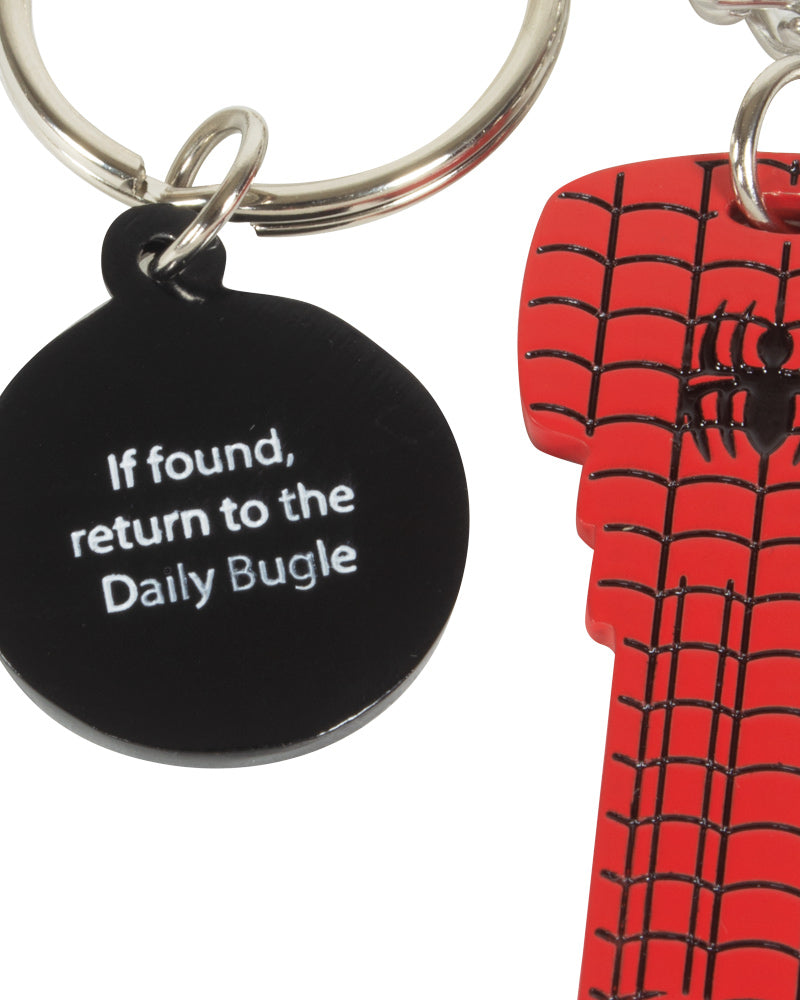 Official Marvel Spider-Man Key Bottle Opener Keyring