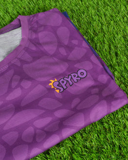 Official Spyro the Dragon Scaled T-Shirt