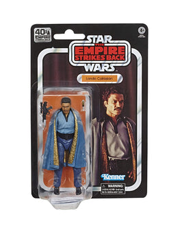 Star Wars Episode V Black Series Action Figure 15 cm 40th Anniversary 2020 Lando Calrissian