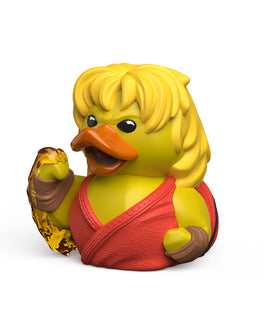 Street Fighter Ken TUBBZ Collectible Duck