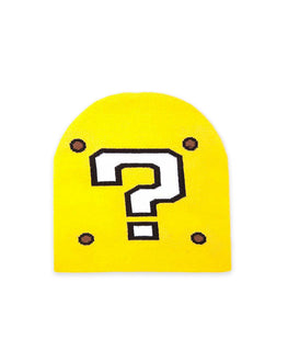 Official Super Mario Question Mark Beanie