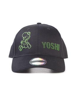 Official Nintendo Super Mario Yoshi Dots Adjustable Cap