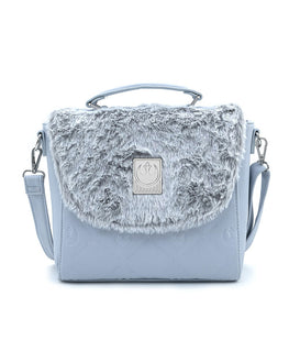 Loungefly Star Wars Empire Strikes Back 40th Anniversary Hoth Sherpa Crossbody Bag