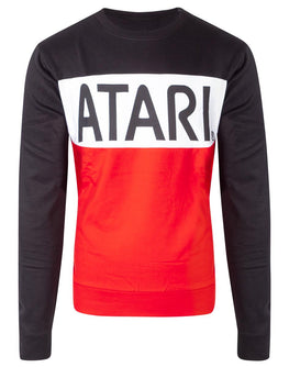 Official Atari Logo Men's Sweatshirt