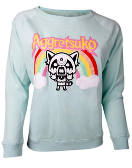 Official Aggretsuko Rage Aggretsuko Women's Sweater